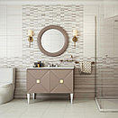 Кафель | Плитка настенная 28х40 Нидвуд | Nidwood 1Т серый, фото 2