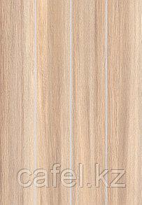 Кафель | Плитка настенная 28х40 Нидвуд | Nidwood 3Т темно-бежевый