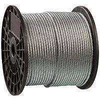 Канат стальной оцинкованный 2,9 ГОСТ 3069-80 16м