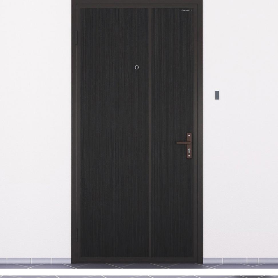 Дверь модели «М-Лайн» от производителя DoorHan