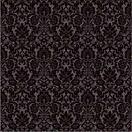 Кафель | Плитка настенная 28х40 Органза | Organza черный, фото 4