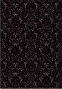 Кафель | Плитка настенная 28х40 Органза | Organza черный, фото 5