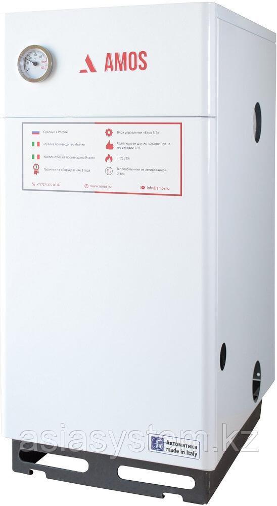 AMOS КС-Г-12,5 котел газовый напольный до 125 м²