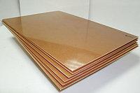 Текстолит ПТК 12 мм (~1000х1150 мм, ~20,5 кг) ГОСТ 5-78