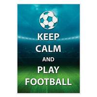 Постер 'Играй в футбол!', А4 21 х 29 см (комплект из 3 шт.)