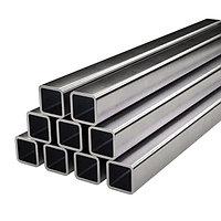 Труба алюминиевая профильная 25х25х1,5 АД31Т