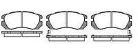 Тормозные колодки REMSA 403.02-AF