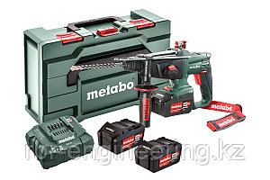 Аккумуляторный перфоратор Metabo KHA 18 LTX, 600210500