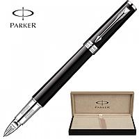 Ручка перьевая Parker, 5th Ingenuity Large Black CT