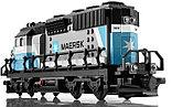 Конструктор Аналог лего Lego Creator 10219 King 91006  Lepin 21006 Товарный поезд Майорск, фото 7
