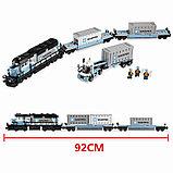 Конструктор Аналог лего Lego Creator 10219 King 91006  Lepin 21006 Товарный поезд Майорск, фото 3
