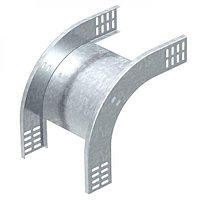 Гибкий наружный поворотный соединитель 100x40x1,2 мм DB