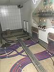 Монтаж системы отопления и распределительного узла / Деревянный дом, фото 4