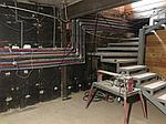 Монтаж системы отопления и распределительного узла / Деревянный дом, фото 7