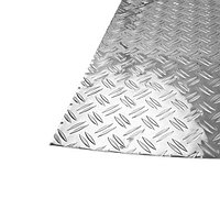 Лист рифленый алюминиевый 0,5 - 10 мм