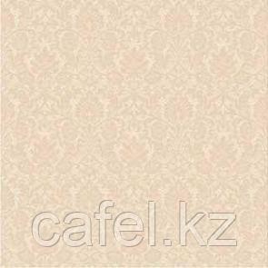 Кафель | Плитка для пола 40х40 Органза | Organza бежевый 4 П