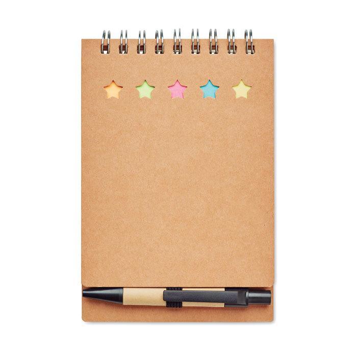 Блокнот с ручкой, MULTIBOOK