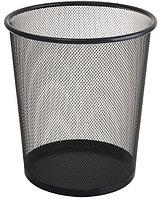 Офисная корзина для мусора сетчатая урна 9 л, фото 1