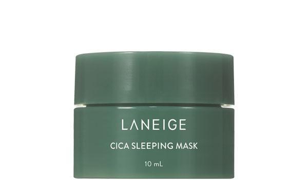 Laneige Ночная восстанавливающая маска с центеллой Cica Sleeping Mask / 10 мл.