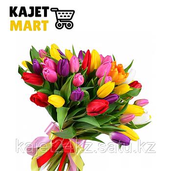 Букеты Тюльпанов в Караганде