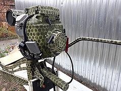 Подвесной лодочный мотор-болотоход MRS-24 HP