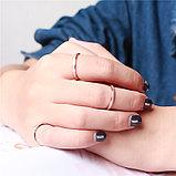 """Кольцо обручальное """"Алмазный песок 2"""" 2 мм, фото 6"""
