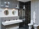 Кафель | Плитка настенная 28х40 Помпей | Pompei 7С панно белый, фото 2