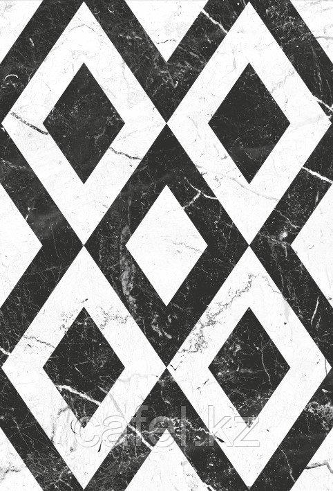 Кафель | Плитка настенная 28х40 Помпей | Pompei 7С панно белый