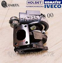 Турбина, EA504085513, 4037196, 4033387, 4037195, Komatsu.
