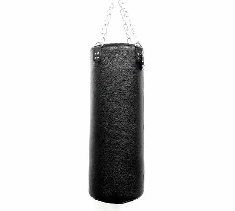 Боксерский мешок из натуральной кожи 100см (Бычья 2мм)