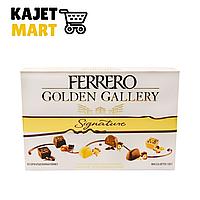 Шоколадные конфеты Ferrero Golden Gallery Signature 120 г