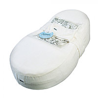 Кокон-матрасик PITUSO (велюр) молочный