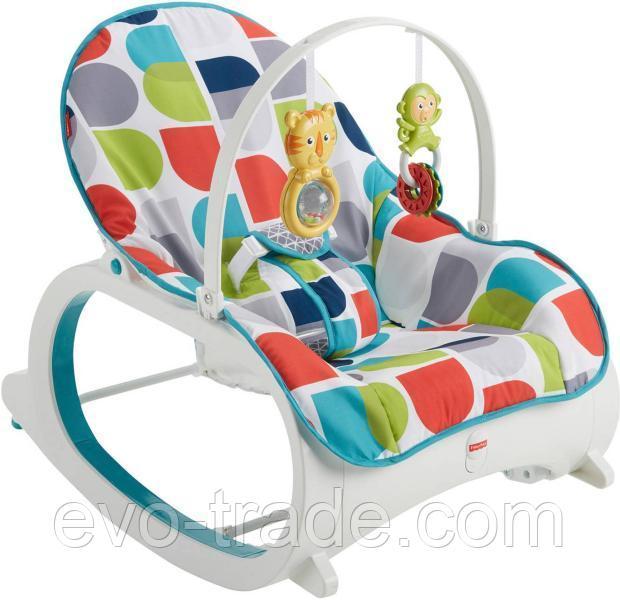 Шезлонг Fitch Baby 88971 мультиколор
