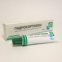Гидрокортизон 1% 10г мазь Биосинтез