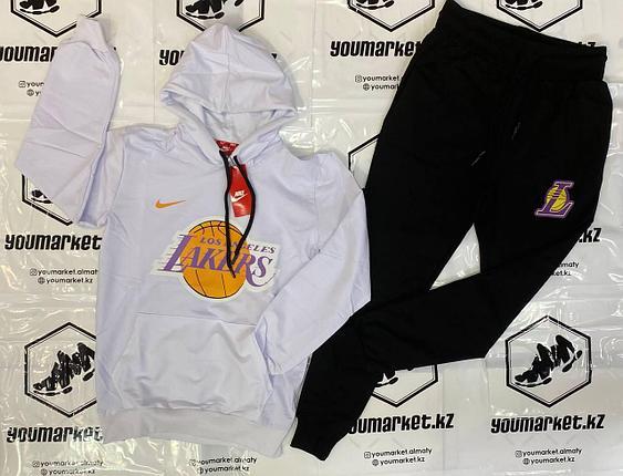 Баскетбольный спортивный костюм Lakers, фото 2