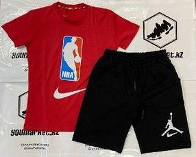 Баскетбольный спортивный костюм NBA  , шорты, футболка