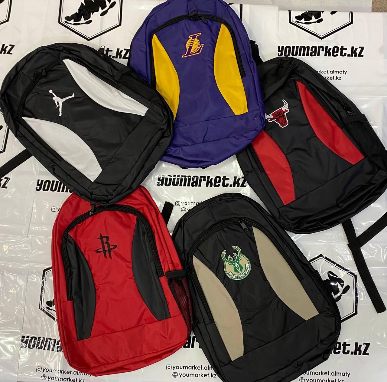 Спортивный рюкзак команд NBA
