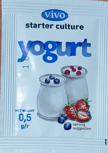 Закваска йогурт VIVO, 3л