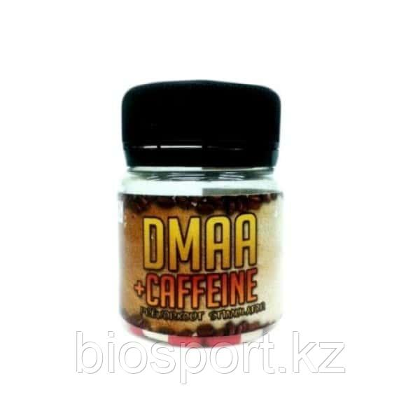 Alpha Man, DMAA+Caffeine, 50капсул