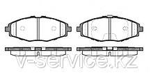 Тормозные колодки REMSA   696.00-AF