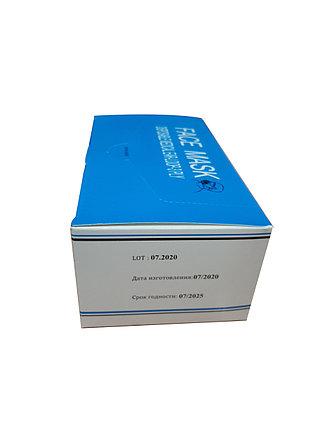 Упаковка медицинский масок 50 шт, фото 2