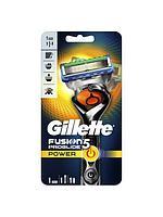 Gillette Fusion Power ProGlide 5 Станок c элементом питания