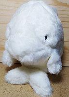 Белый дельфин 18см