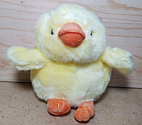 Жёлтый цыпленок 18см