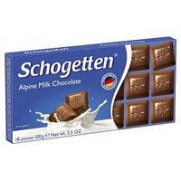 Schogetten шоколад молочный, 100 гр