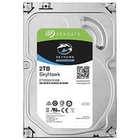 "Внутренний жесткий диск HDD 2Tb Seagate SkyHawk (ST2000VX008), 3.5"", 64Mb, SATA III"