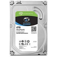 "Внутренний жесткий диск HDD 4Tb Seagate SkyHawk (ST4000VX007), 3.5"", 64Mb, SATA III"