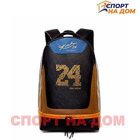 Городской рюкзак KOBE BRYANT (цвет чёрно-золотой)