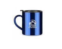 Кружка-термос ARCTICA с крышкой 0,3 л. цвет Синий