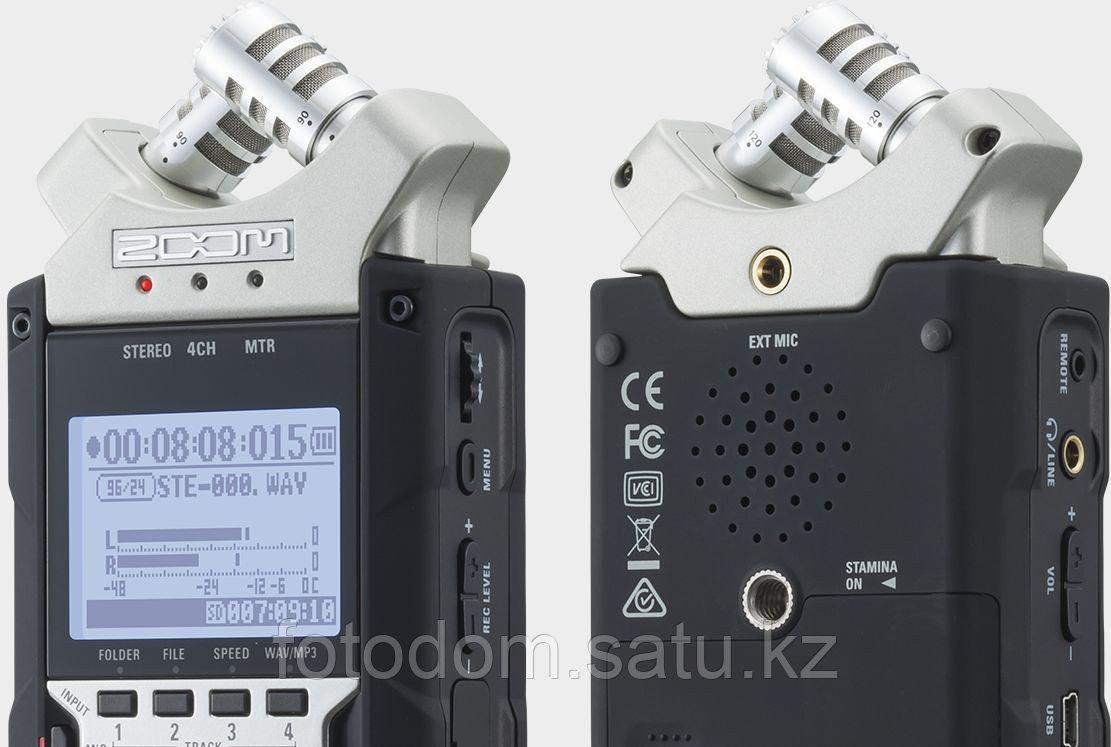 Рекордер Zoom H4n Pro - фото 5